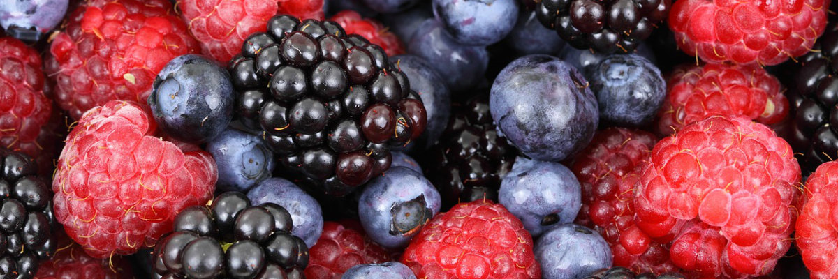 Mix di frutti di bosco