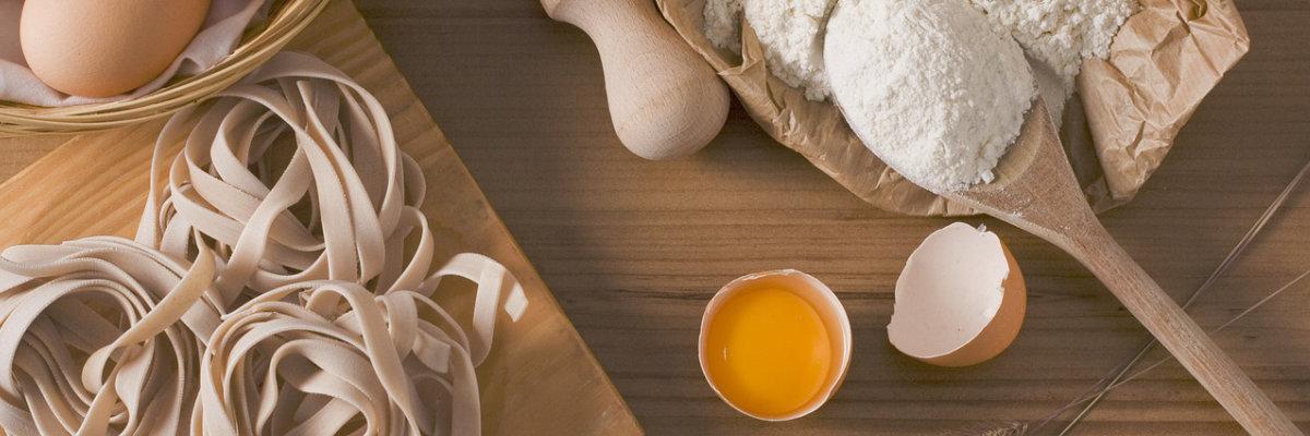 Pasta all'uovo artigianale